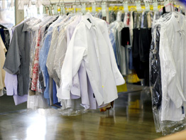 Farmington MI Dry Cleaning - Ideal Bridal & Dry Cleaning - drycleaning1