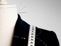 Dress Alterations Garden City MI - Ideal Bridal & Dry Cleaning - tailoring1